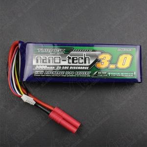 Batería Turnigy 4S 14.8V 25C 3000mAh