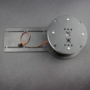 Base Giratorio para Brazo Robotico
