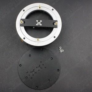 Base Giratoria + Plataforma Para Brazo Robótico Genérico - 5