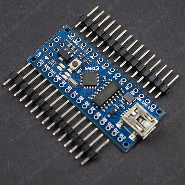 Arduino Nano ATMEGA168 5V 16MHz Compatible Con CH340