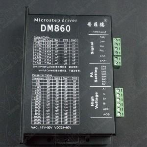 Driver Microstepper Motor Paso a Paso 7.2A DM860H