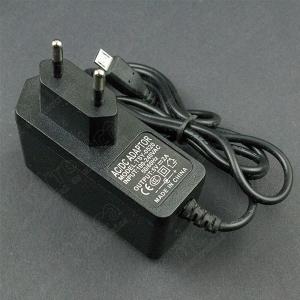 Fuente de Voltaje 5V 2A Conector Redondo a Micro USB Tipo B