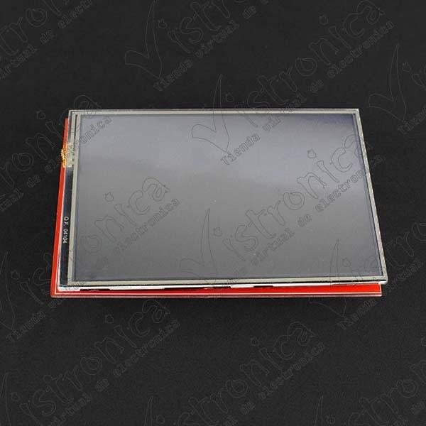 Pantalla LCD TFT de 3.97 Pulgadas Para Arduino UNO o MEGA