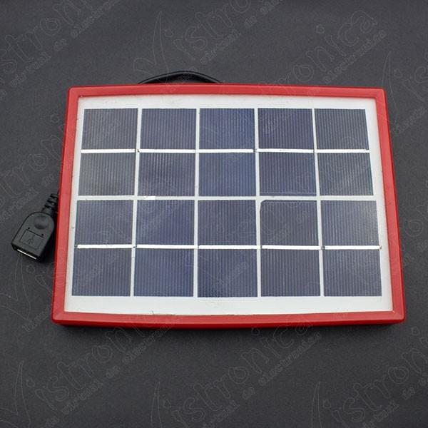 Panel Solar 5V 0.8W