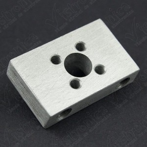 Soporte Aluminio Para Rosca T8 De Varilla Trapezoidal 8MM