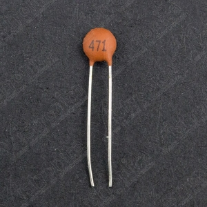 Condensador Cerámico 470pF