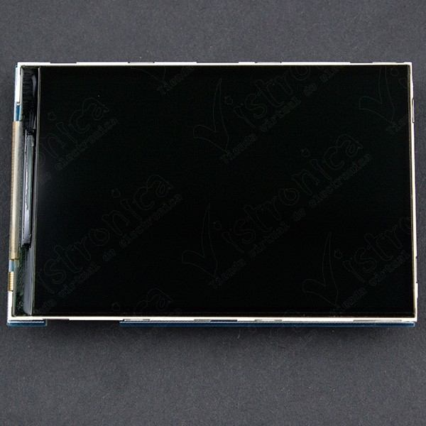 Módulo LCD de Pantalla TFT de 3.5 Inch Sin Táctil Genérico - 1
