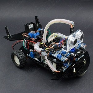 Robot GPR V2.0 2WD Multiproposito (Desarmado) Vistronica - 1
