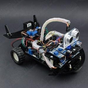 Robot GPR V2.0 2WD Multiproposito (Desarmado)