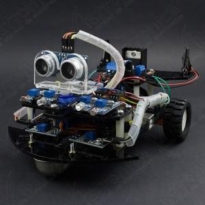 Robot GPR V2.0 2WD Multiproposito (Desarmado) Vistronica - 6
