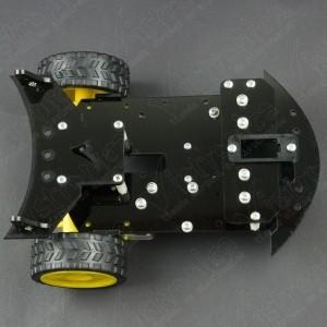 Chasis para Kit Robot GPR V2.0 Con Motores TT y Ruedas (Desarmado) Vistronica - 3