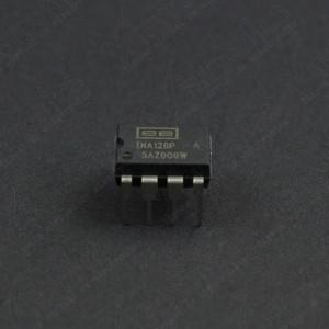 Amplificador de Instrumención INA128P Genérico - 2