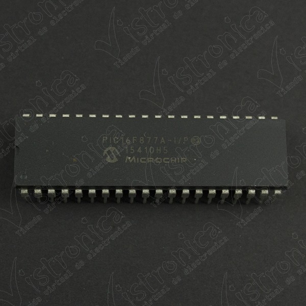 Microcontrolador PIC16F877A I/P