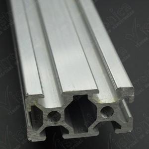 Perfil De Aluminio 20mm X 40mm