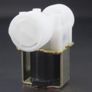Electroválvula de Plástico 12V 3/4'' Con Presión Genérico - 2