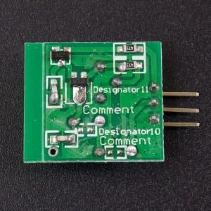 Módulo RF Transmisor FS1000A 315MHz Genérico - 2
