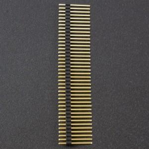 Regleta 40P 1.27MM 11MM Genérico - 2