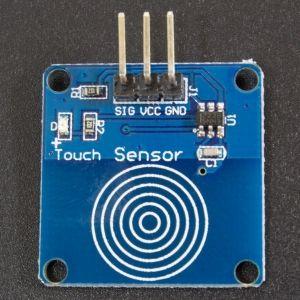 Sensor TouchPad para Arduino Genérico - 1