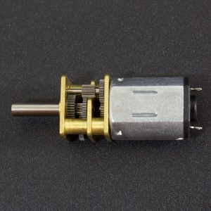 Motorreductor  6V  30:1  FIT0302