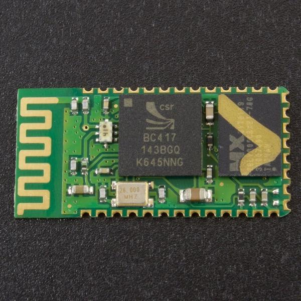 Módulo Bluetooth HC-05 Maestro / Esclavo  SMD  Genérico - 1