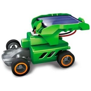 Kit Robot Carro Solar 7 en 1 MSK640 Genérico - 4