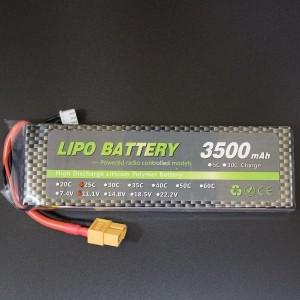 Bateria Lipo 3500mAh 25C 11.1V