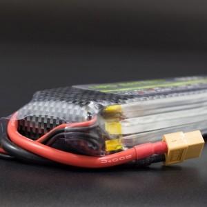 Bateria Lipo 3500mAh 25C  11.1V Genérico - 2