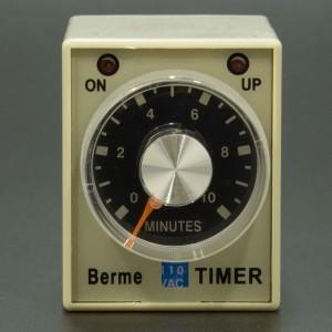 Temporizador AH3-3 10 Minutos 110VAC