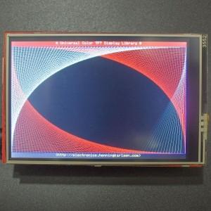 Pantalla LCD TFT Táctil 3.95 Inch Para Arduino