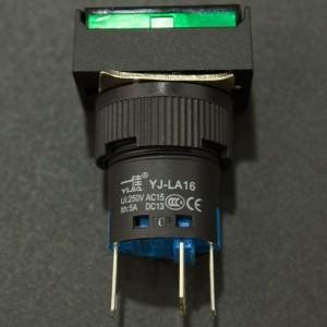 Interruptor YIJIA Verde