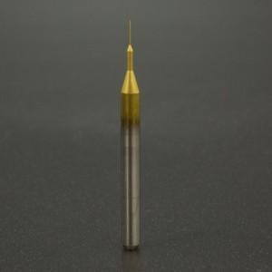 Broca para PCB-CNC 0,2 mm amarilla