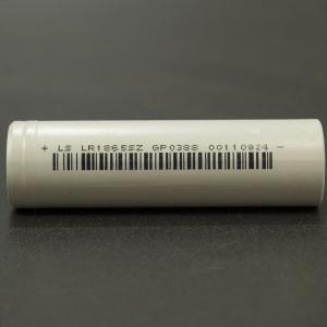Batería Lipo 18650 3.7V 2500mAh 15C