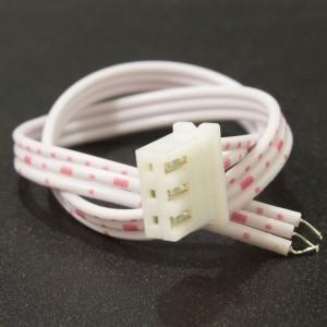 Cable con Conector XH2.54 mm 3P Para Soldar Genérico - 2