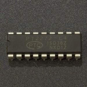 Decodificador de control remoto PT2272-L4