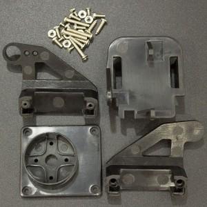 Soporte Plástico Para Cámara (No incluye Servomotores) Genérico - 4