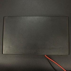 Caja Porta Baterías AA x8 Con Tapa Genérico - 4