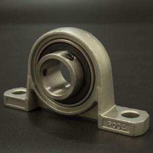 Chumacera K004 P004 Para Eje de 20mm