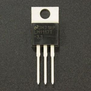 Regulador LM1117 3.3V Genérico - 1