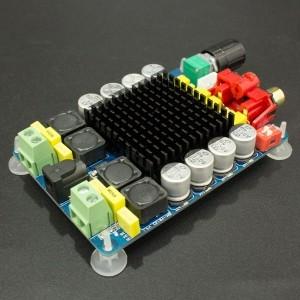 Módulo Amplificador De Sonido TDA7498 D 2X100W Genérico - 3