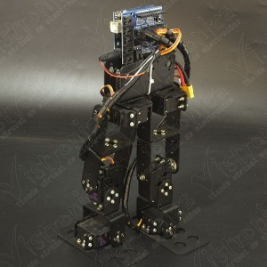 Robot Bipedo 6 DOF (Desarmado)