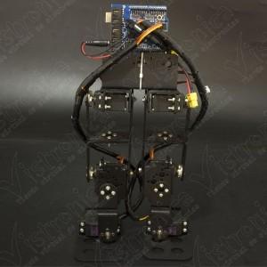 Robot Bipedo 6 DOF (Desarmado) Vistronica - 2