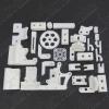 Kit Accesorios de Plástico para Impresora 3D Prusa Mendel RepRap