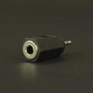 Adaptador Jack 3.5mm a Plug De 2.5mm Estéreo  Genérico - 2