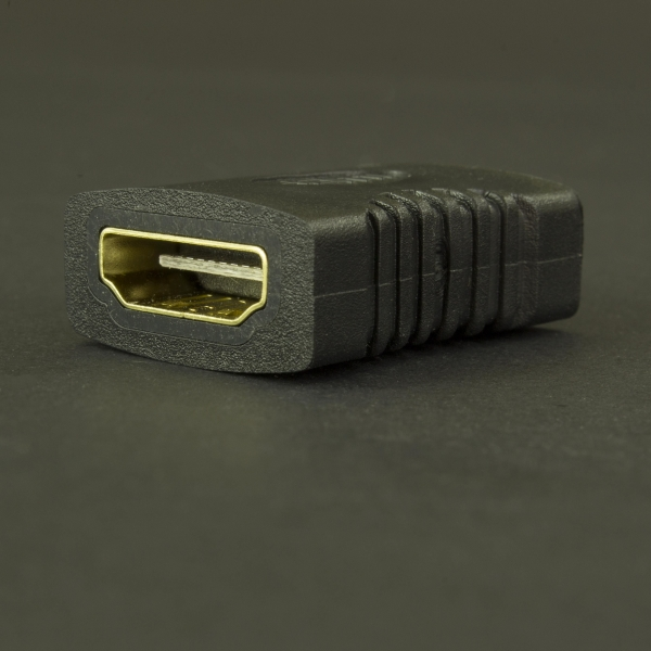 Adaptador HDMI Hembra/Hembra Genérico - 1