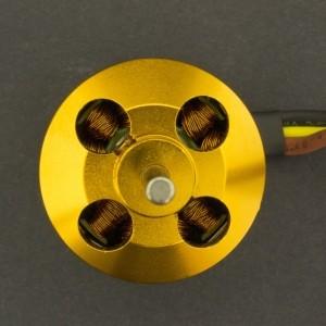 Motor eléctrico Brushless A2212/2200Kv 6T Genérico - 5