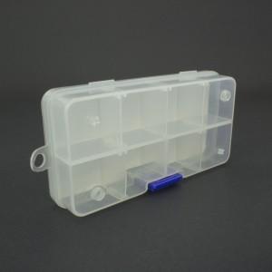 Caja Organizadora De 8 Compartimientos Genérico - 5