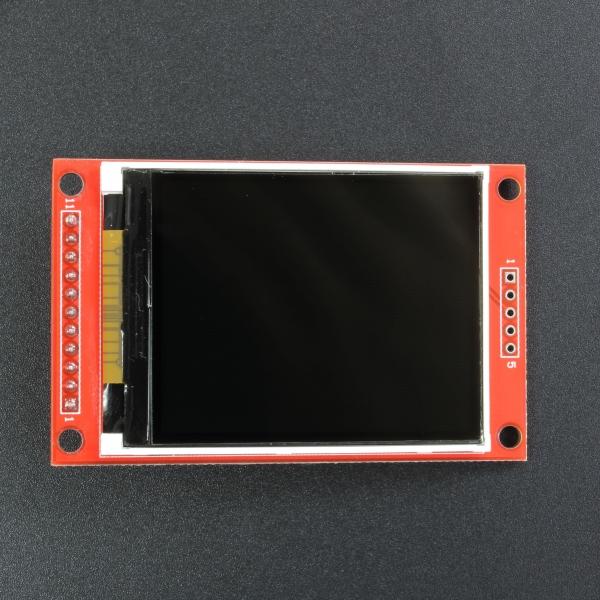 Pantalla LCD TFT SPI de 2.2'' 320px X 240px Genérico - 1