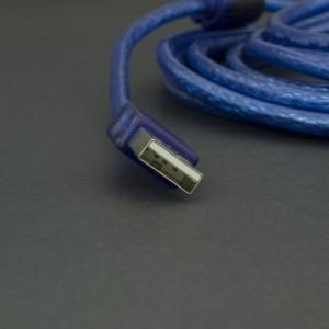 Cable USB 2.0 Macho Hembra 5 m Genérico - 4