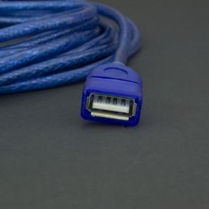 Cable USB 2.0 Macho Hembra 5 m Genérico - 5