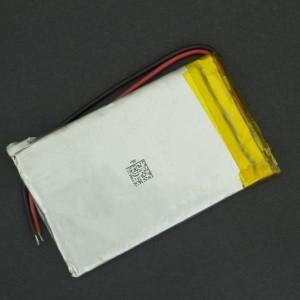 Batería de Lipo 3.7V 1240 mAh Genérico - 2